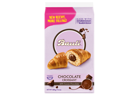 Bauli Chocolate Croissant