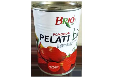 Brio Pomodori Pelati Bio