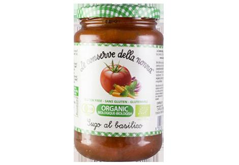 Le Conserve della Nonna Tomato Basil