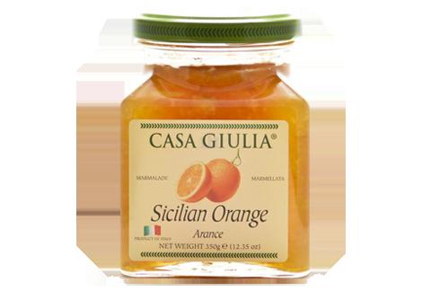 Casa Giulia Sicilian Orange
