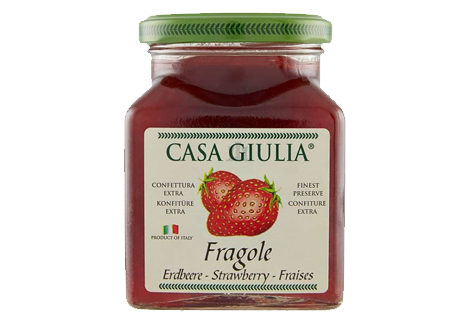 Casa Giulia Strawberry